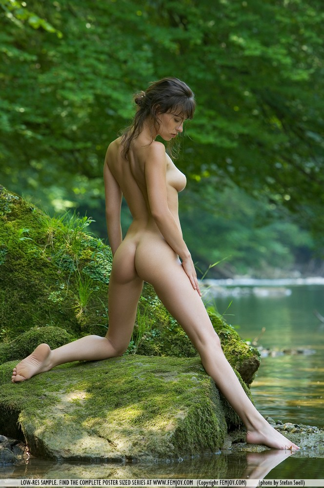 Nude art photography softcore nature