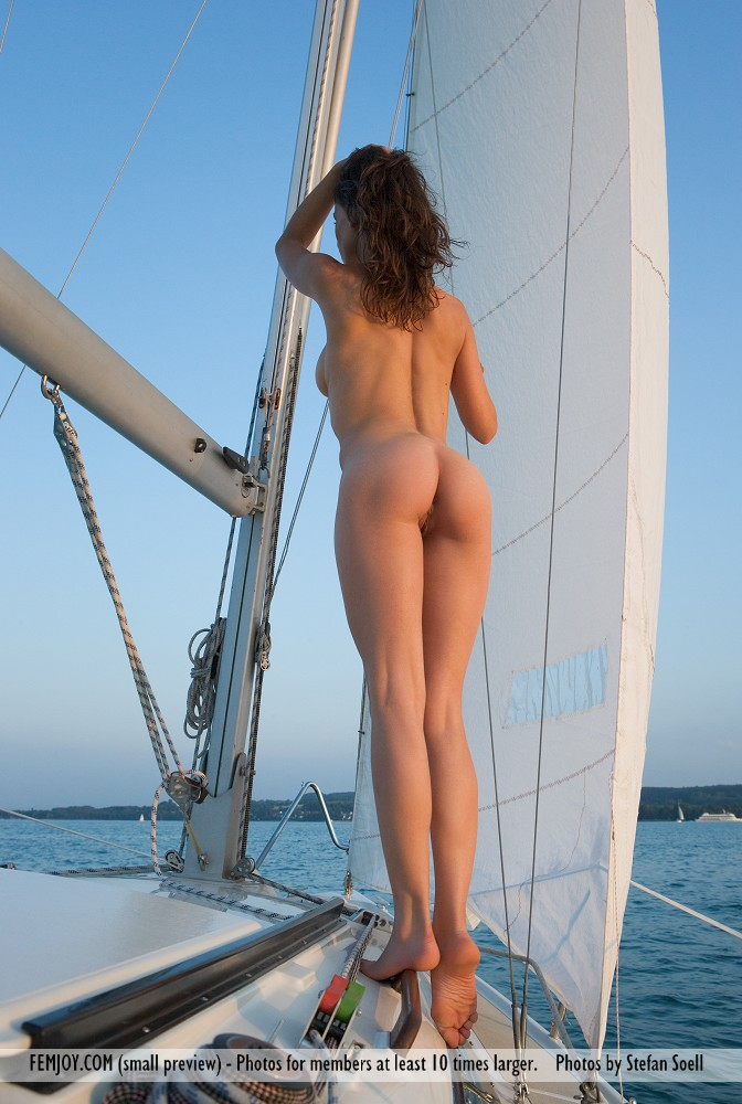 Pussy dripping bvi naked sailing cock nice