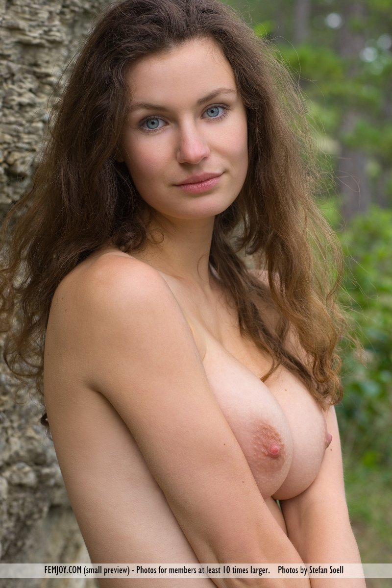 Yes Cute nude busty women