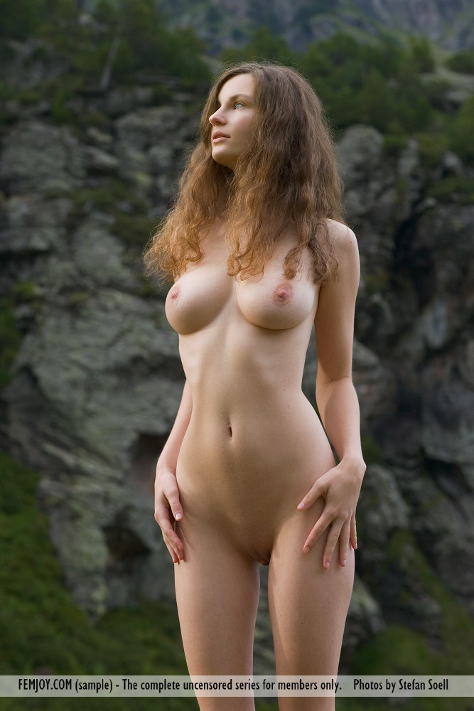 hot busty german models nude
