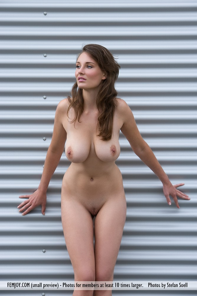 boob natural naked big