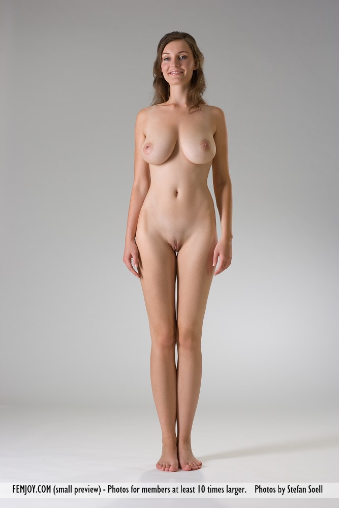standing naked nude hd