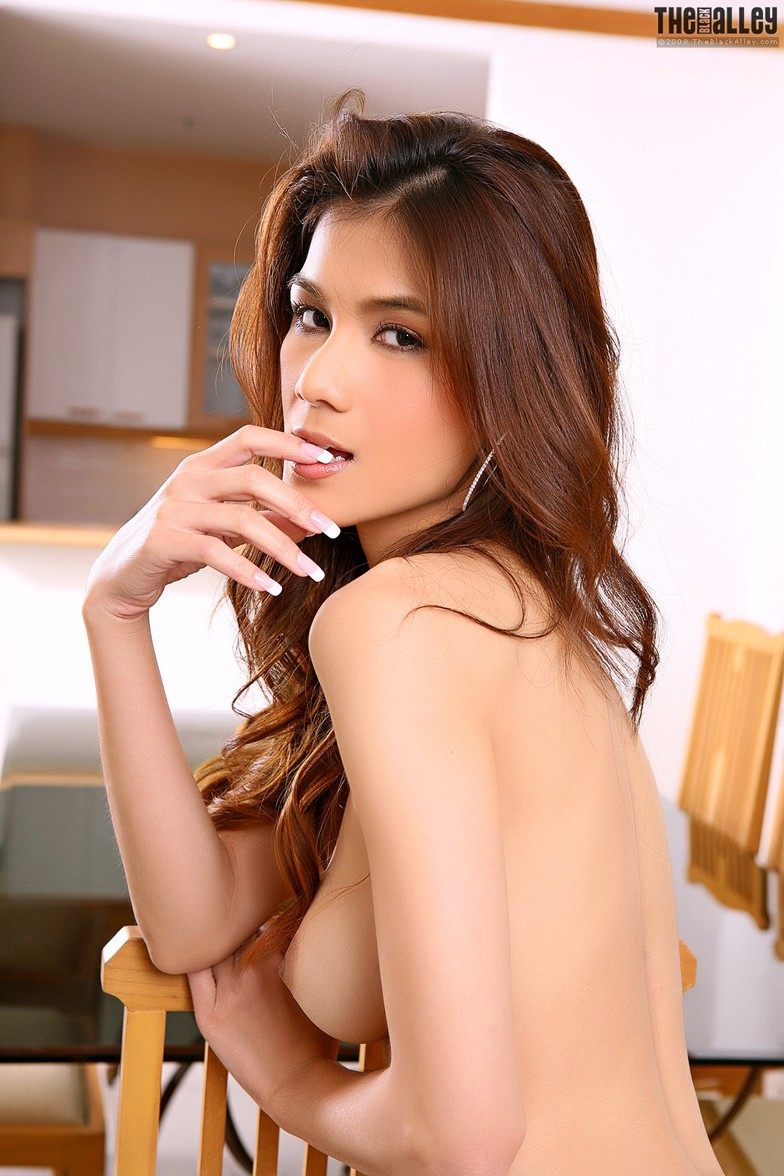 Amusing women nude thin asian all
