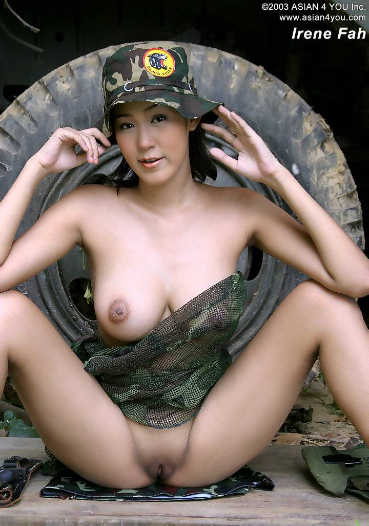 hot army wife bikini