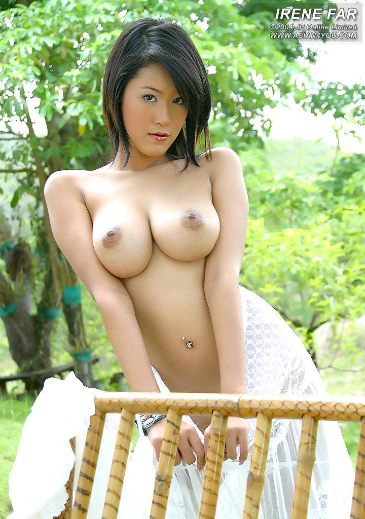 Chinese girls boob press