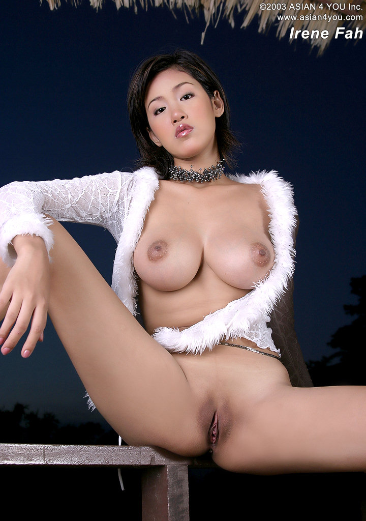 Beautiful big tits nude japanese with