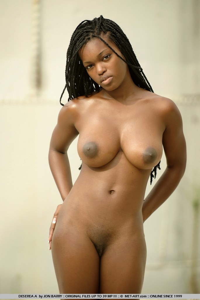 pussy breast women Black and
