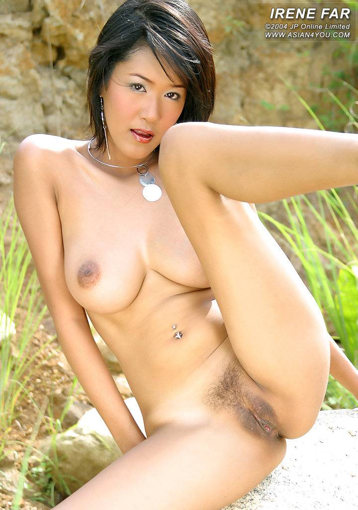 Hot asian girls naked with huge boobs really