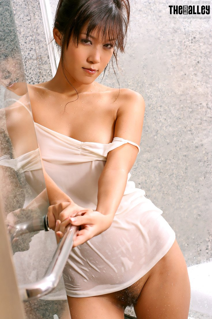naked asian women models