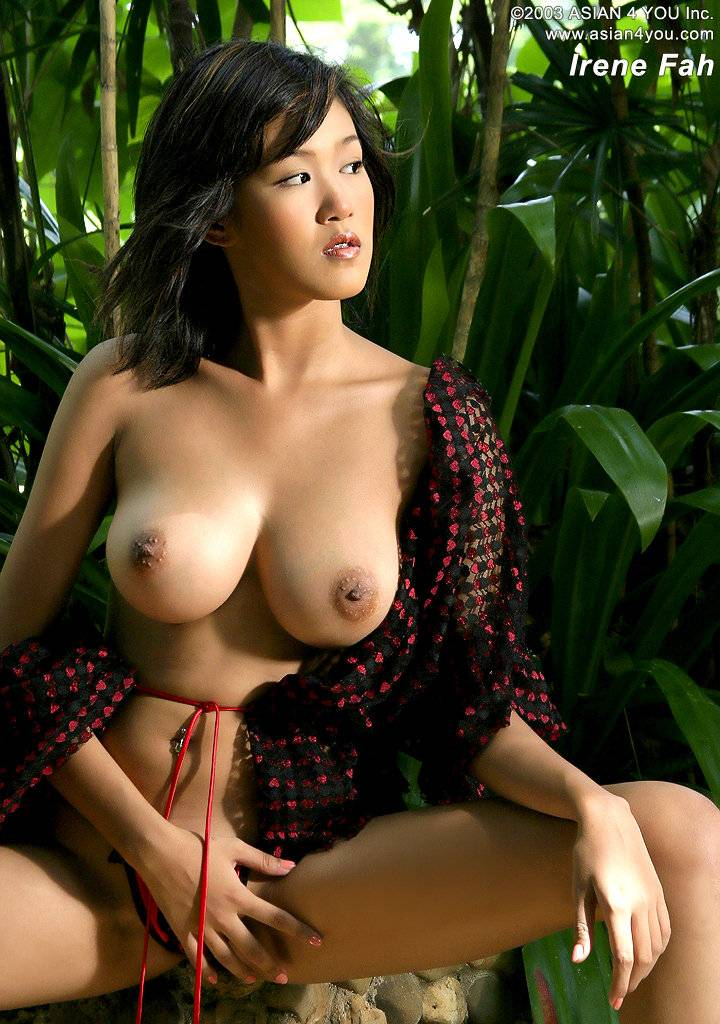 jungle girl naked Asian