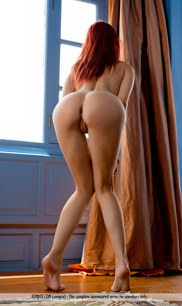 Red hair big ass