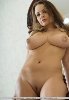 European Girl With Huge Boobs