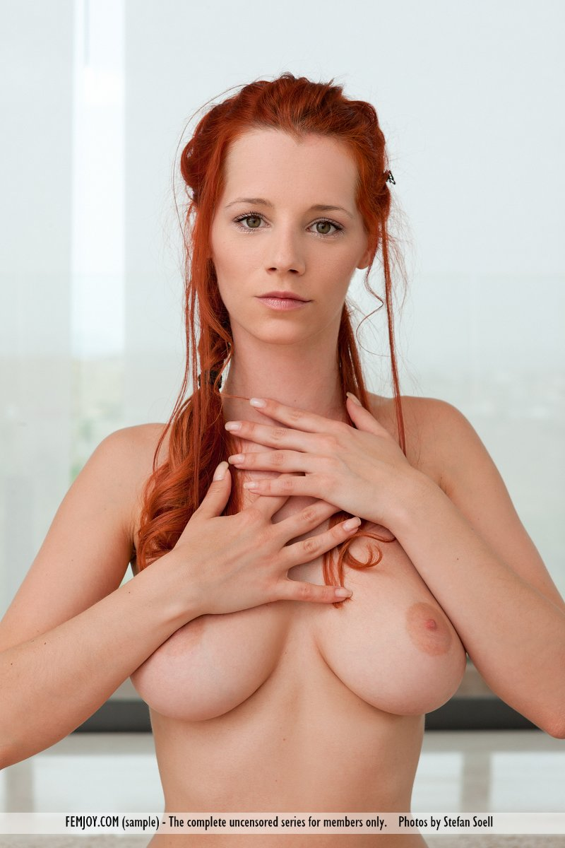 Your Hot naked female red heads
