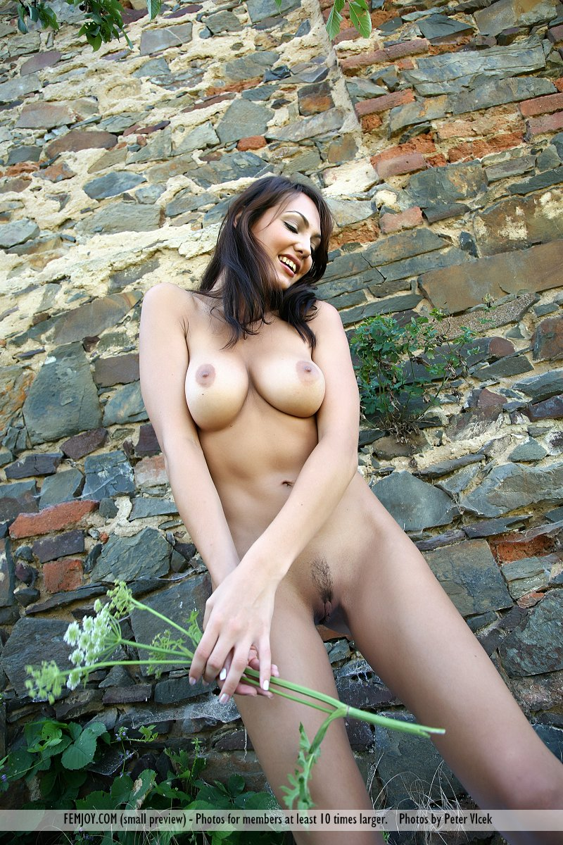 Naked girl hot