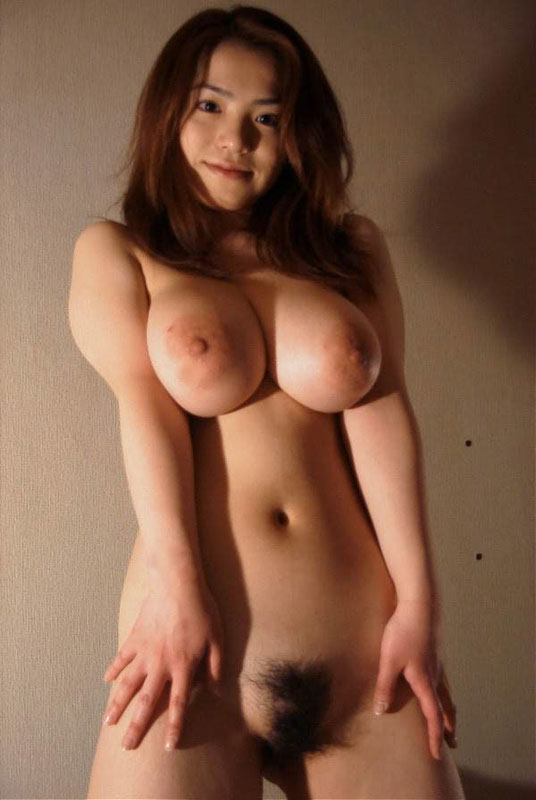 Busty natural japanese