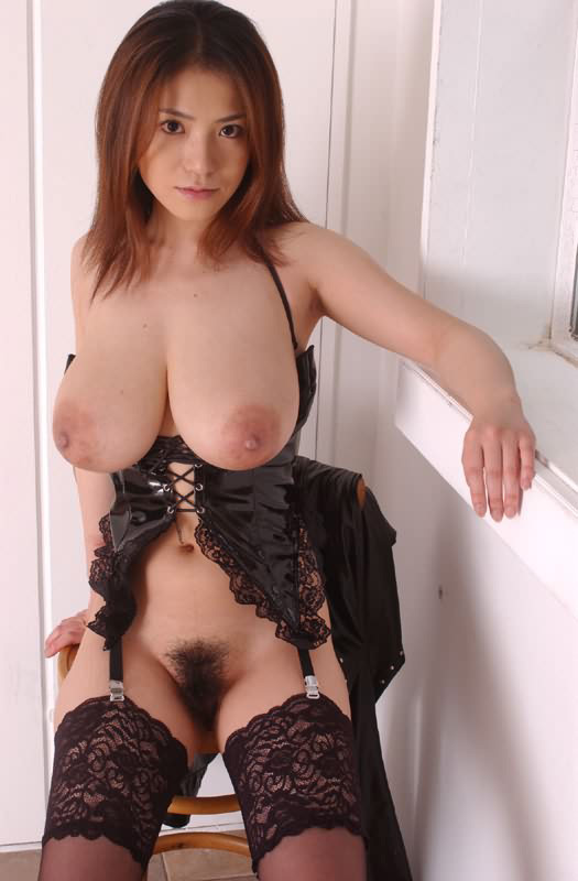 Anna asian busty ohura picture #5